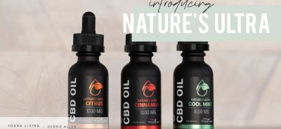 Nature's Ultra CBD Products