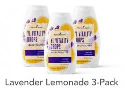 YL Vitality Drops - Lavender Lemon - 3pk
