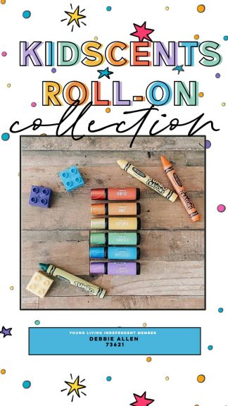 KidScents Roll-On Collection, #32807