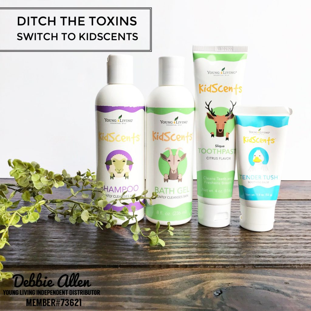 "KidScents Products - ""Ditch the Toxins"""