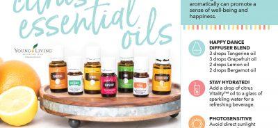Citrus Oils