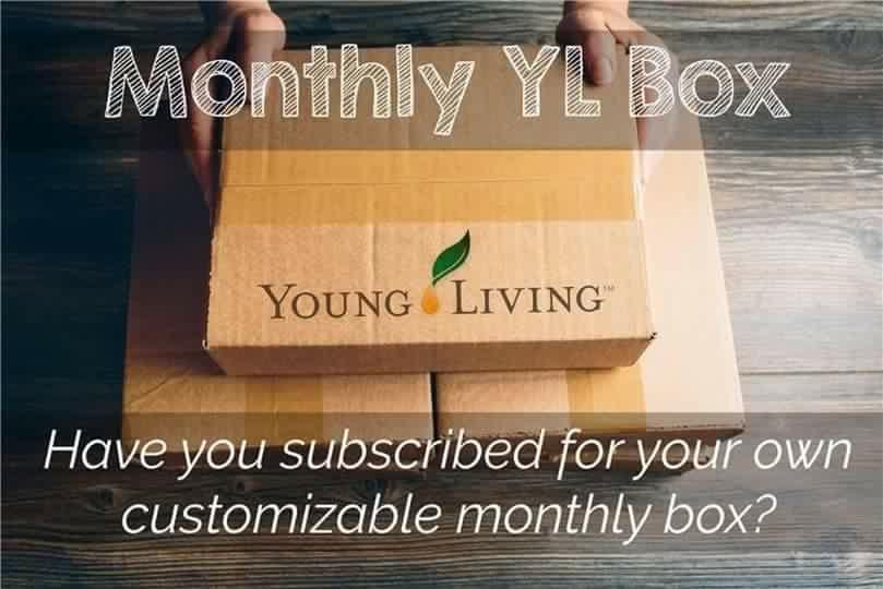 Subscription Loyalty Rewards Box